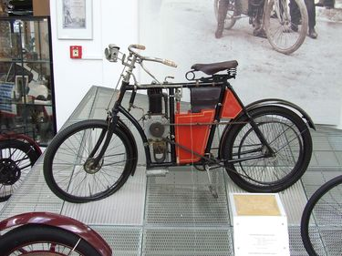 Slavia bicycle.