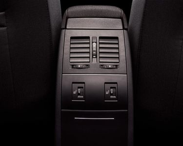 Rear seat heating (source: Škoda Auto)